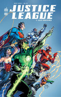 48h BD 2017 : Justice League tome 1
