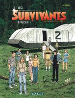 48h BD 2017 : Survivants tome 1