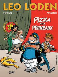 Pizza aux pruneaux
