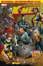 Astonishing X Men 21
