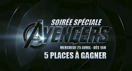 Avengers à Lille