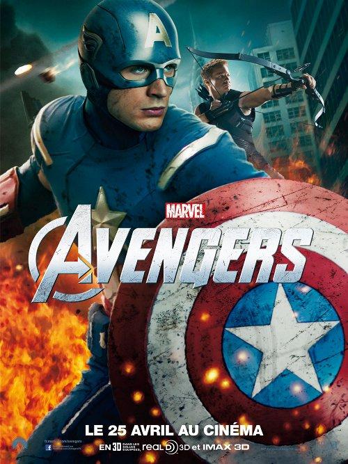 Captain America & Oeil de Faucon