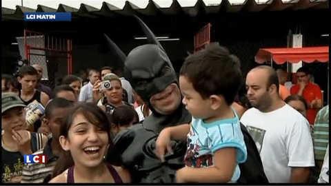Batman au Brésil