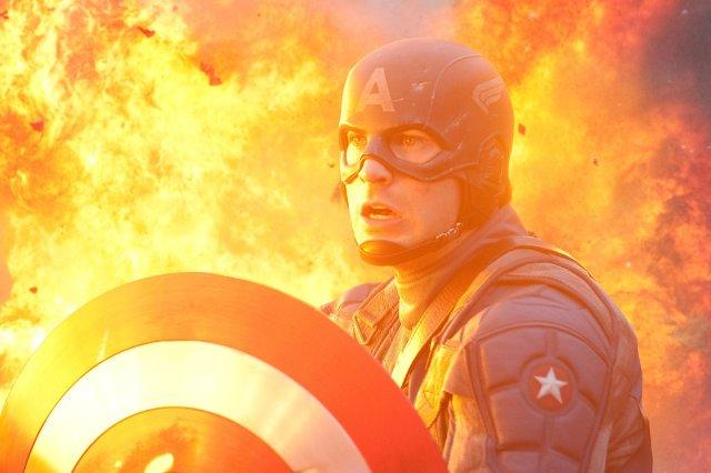 Captain America - Le bouclier de Captain America