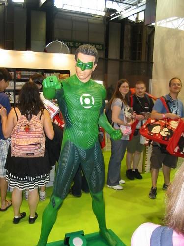 Green Lantern chez Panini
