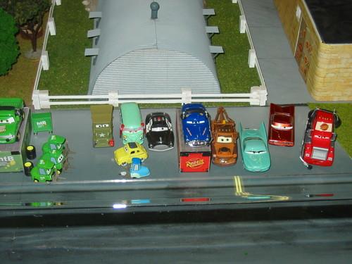 Showroom Cars