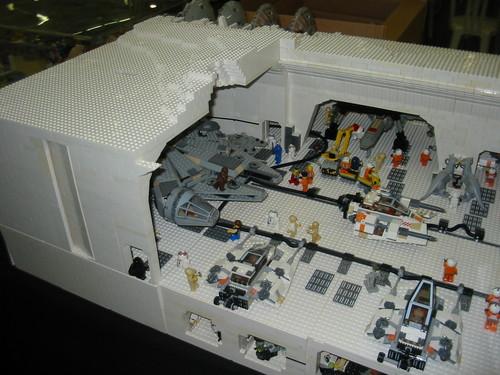 FREELUG - Hoth en lego