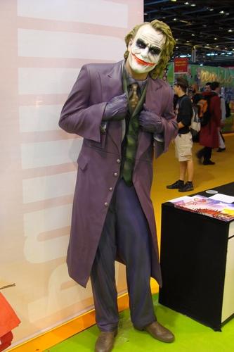 Le Joker chez Panini