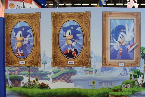 L'expo Sonic