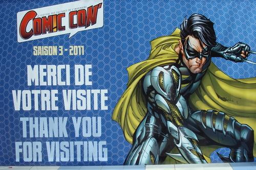 Au revoir Comic Con