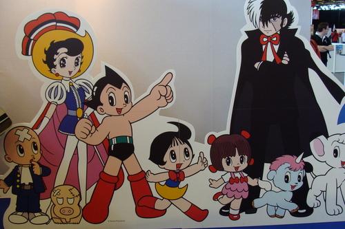 L'univers d'Ozamu Tezuka