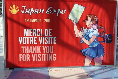 Au revoir Japan Expo