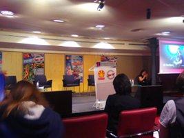 Conference de presse Comic Con Saison 3
