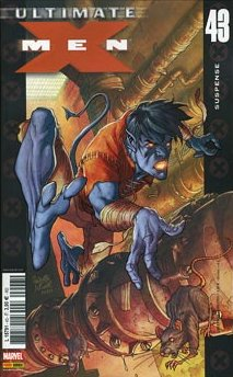 Ultimate X-Men 43