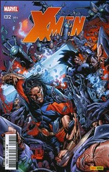 X-Men 132