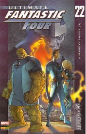 Ultimate Fantastic Four 22