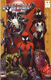 Ultimate Spiderman 55