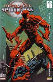 Ultimate Spiderman 56