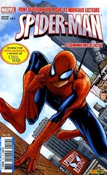 Spiderman 102