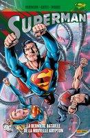Superman - La derniere bataille de la Nouvelle Krypton
