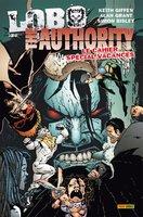Lobo/The Authority - Le cahier spécial vacances