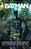 Batman Saga 1 variant