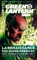 Green Lantern Saga 1