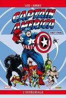 Integrale Captain America 1967-68