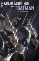Batman par Morrison 2