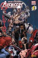 Avengers X-Sanction 1