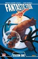 Fantastic Four Saison 1