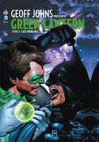 Geoff Johns présente Green Lantern t2
