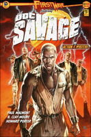 First Wave Doc Savage 1 (octobre 2012)