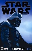 Star Wars Comics Magazine 1