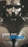 Geoff Johns Presente Superman 1