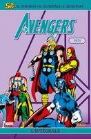 Intégrale Avengers 1971