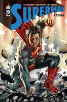 Superman - A terre