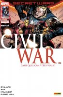 Secret Wars : Civil War 1 Cover 1