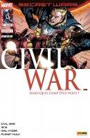 Secret Wars : Civil War 1 Cover 1