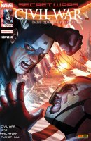 Secret Wars : Civil War 1 Cover 2