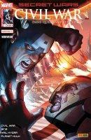 Secret Wars : Civil War 1 Cover 2