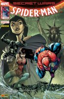 Secret Wars : Spider-Man 1 Cover 1