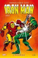 Iron Man L'intégrale 1973