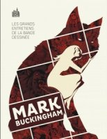 Les grands entretiens de la bande dessinée : Mark Buckingham