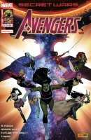 Secret Wars : Avengers 2 Cover 2