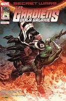 Secret Wars : Les gardiens de la galaxie 3 Cover 1