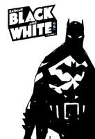 Batman black and white t1