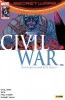 Secret Wars : Civil War 4 - Avril 2016