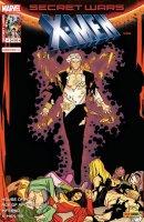 Secret Wars : X-Men 4 Cover 1 - Avril 2016