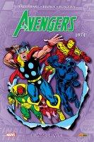 Avengers L'intégrale 1974 - Avril 2016